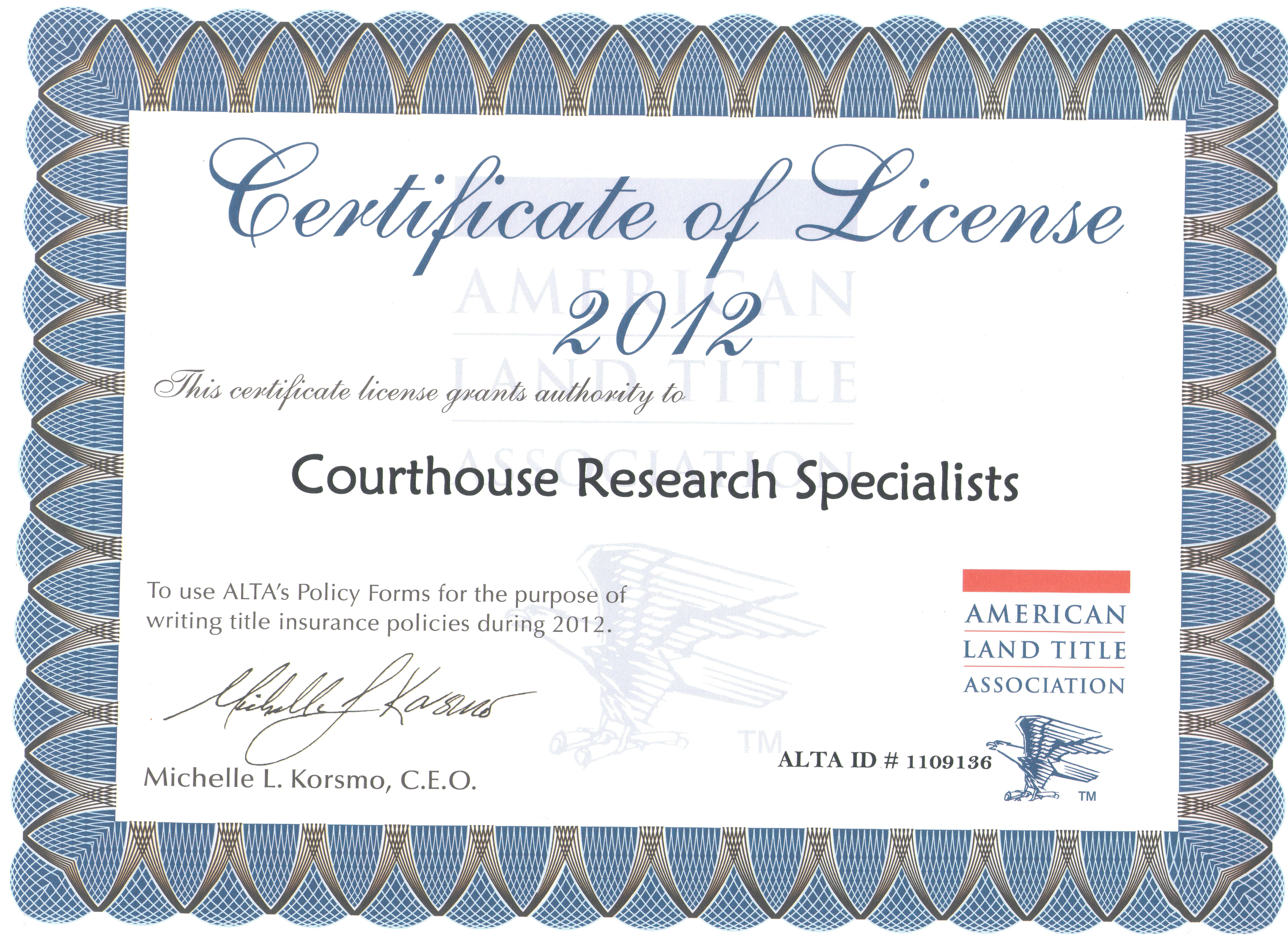 Courthouse research specialists dfw texas abstracting title project portfolio american land title association alta 1109136 yadclub Images