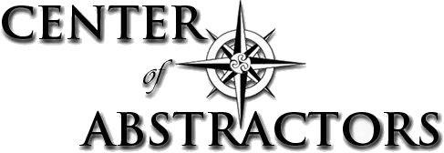 Center of abstractors logo