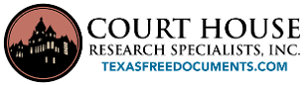 Courthouse Research Specialists logo